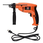 Neiko Neiko 10506A 1/2-Inch Variable Speed Reversing Hammer Drill, UL/CUL Approval