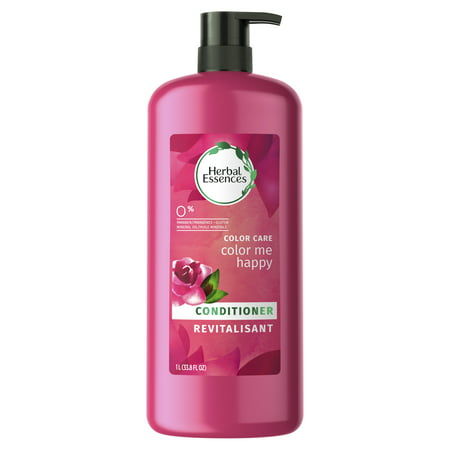 Herbal Essences Color Me Happy Conditioner for Color-Treated Hair, 33.8 fl - Conditioner Color Treated Hair