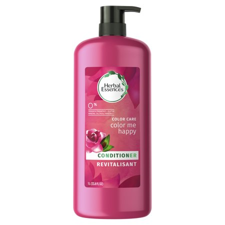 Herbal Essences Color Me Happy Conditioner for Color-Treated Hair, 33.8 fl - Aromatherapy Hair Conditioner