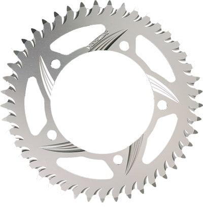 Vortex Rear Sprocket Aluminum - Silver 42T  252-42