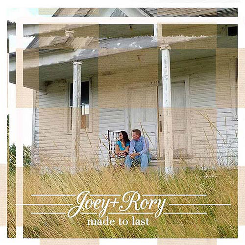 Joey + Rory - Made to Last [CD]
