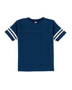 Rabbit Skins Toddler FootballFine Jersey T-Shirt