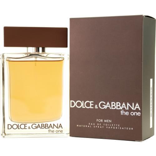 The One Edt Spray 1.6 Oz By Dolce & Gabbana