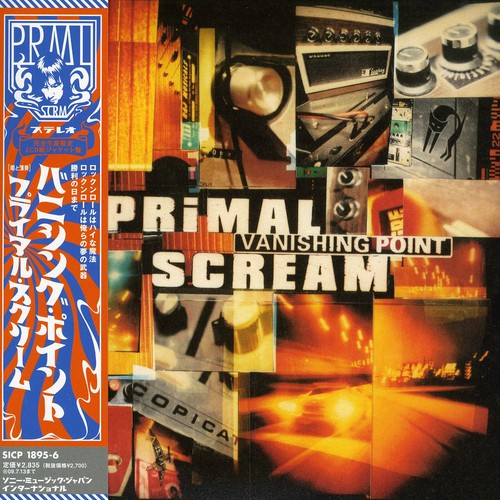 Primal Scream - Vanishing Point (Mini LP Sleeve) [CD]
