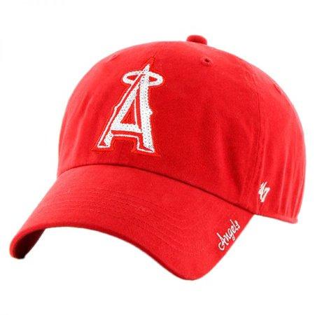 47 Brand Los Angeles Angels of Anaheim MLB Sparkle Strapback Baseball Cap SIZE: ADJ by