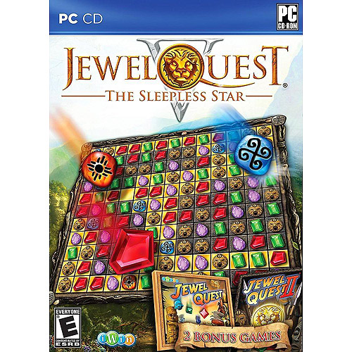 Jewel Quest V: The Sleepless Star - PC