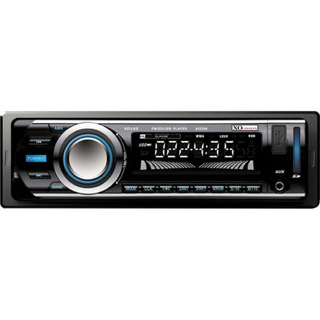 XO Vision FM & MP3 Stereo Receiver with USB Port & SD Card