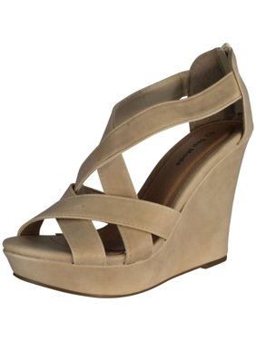 dd9b58c156739 Top Moda Womens Sandals & Flip-flops - Walmart.com