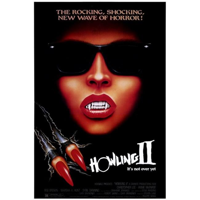Posterazzi MOVCF9428 Howling 2-Your Sister is a Werewolf Movie Poster - 27 x 40 in. - image 1 of 1