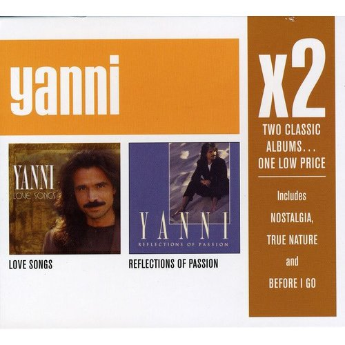 X2: Love Songs / Reflections Of Passion