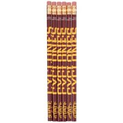 Wincraft® Iowa State University Cyclones Pencils 6 ct Pack