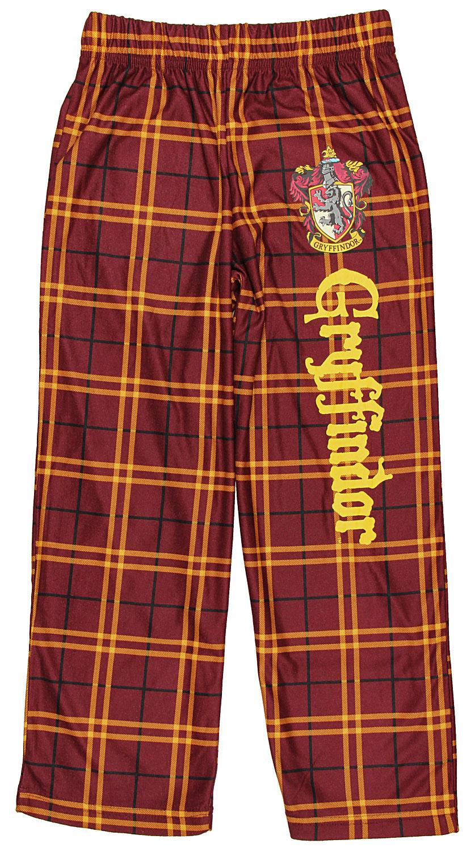 INTIMO Boys Big Griffyindor Pajama Sleep Pant