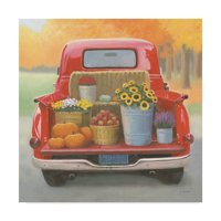 Trademark Fine Art 'Heartland Harvest Moments I' Canvas Art by James Wiens