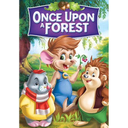 Once Upon A Forest (DVD) - Disney Once Upon A Halloween Part 4