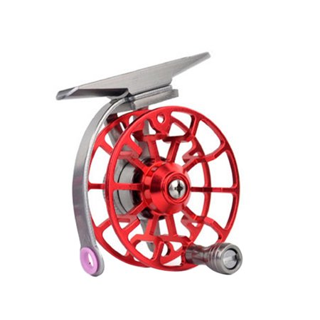【LNCDIS】Aluminum Fly Fishing Reel Diameter 55mm Size Right or Left Hand Retrieve thumbnail