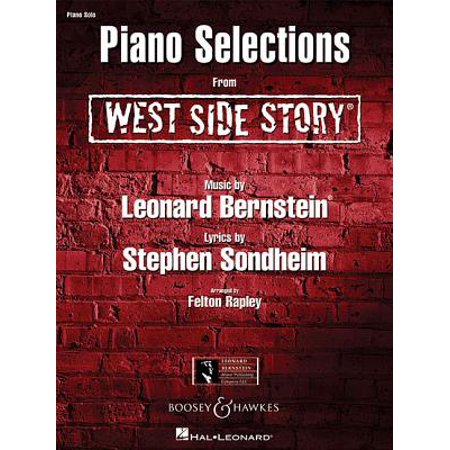 West Side Story : Piano Solo Selections