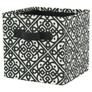 Brite Ideas Lace It Up Storage Bin with Handle