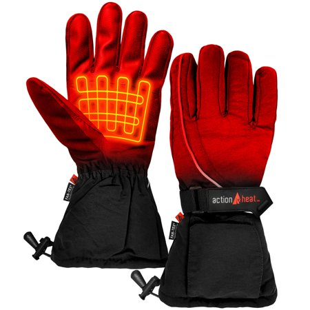 ActionHeat AA Battery Heated Gloves - Men's Battery Heated Glove Liners