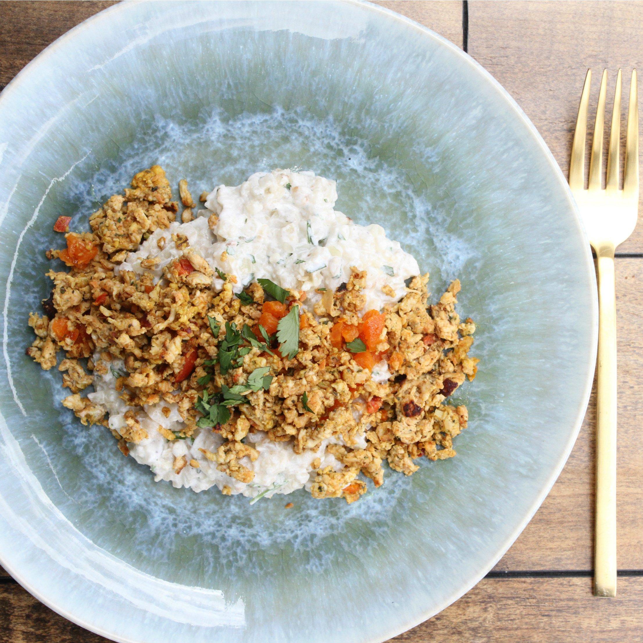 Pete's Paleo Meals, 6 Servings, Cauliflower Rice Dinners