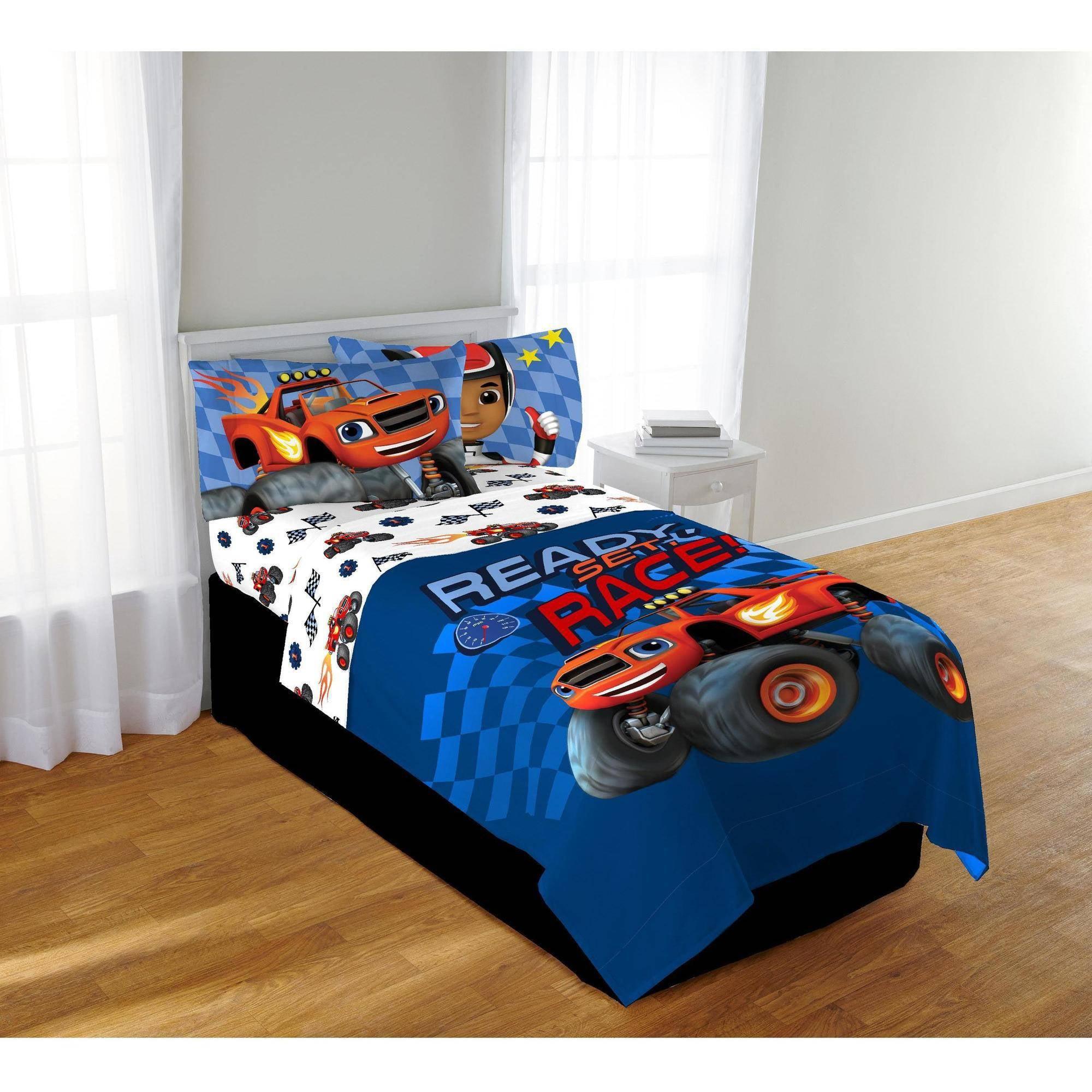 Nickelodeon Blaze T/f Comforter
