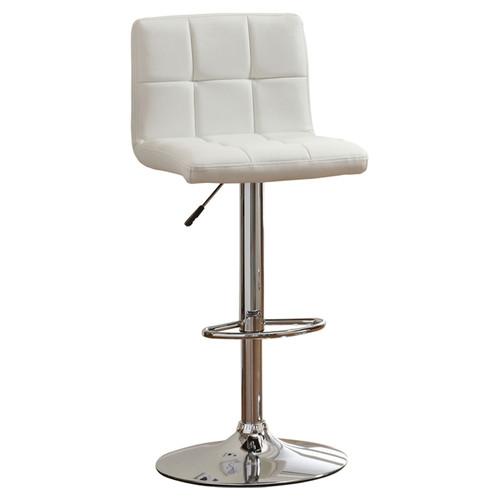 Hokku Designs Pure Adjustable Height Swivel Bar Stool