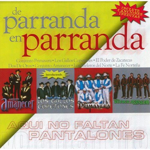 De Parranda En Parranda, Vol.1