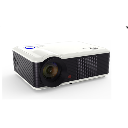Movie Projector,Home Theater LED Video Projector Support 1080P Full HD for Multimedia Home Theater Entertainment
