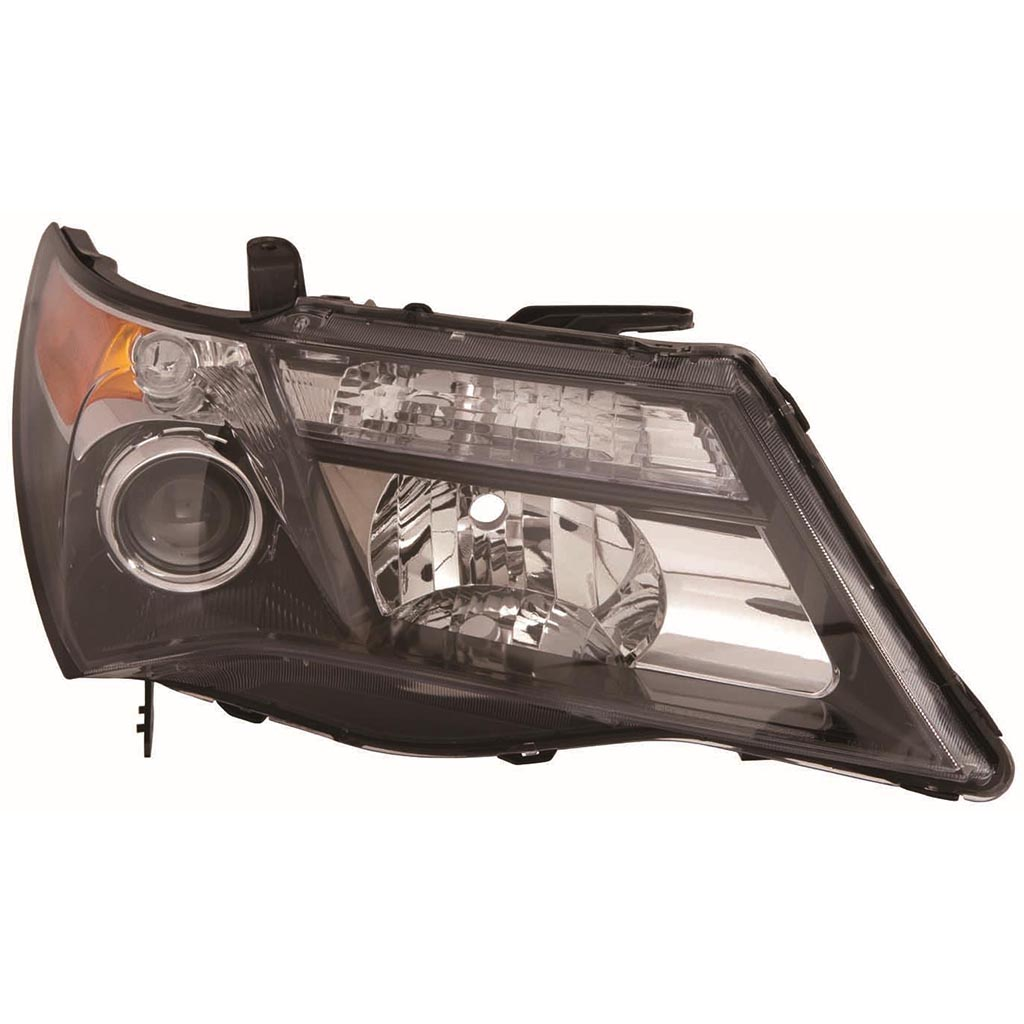 CarLights360: For 2010 2011 2012 2013 ACURA MDX Head Light