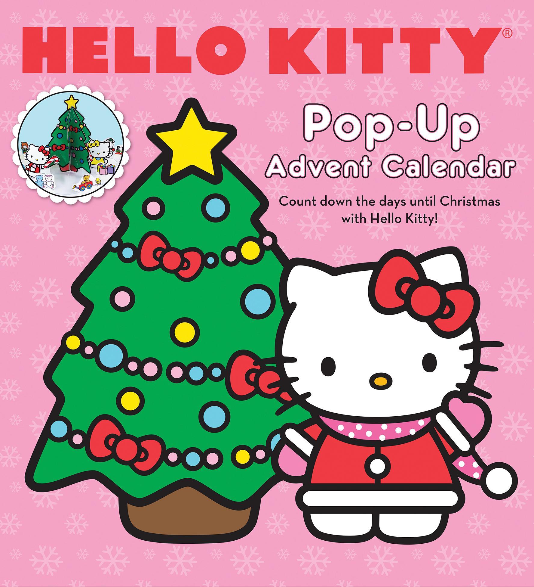 Hello Kitty Pop-Up Advent Calendar (Other)
