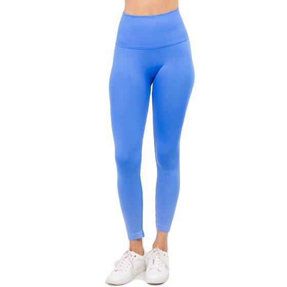 f4ca7589be26c8 HoneyComfy - Women'S Dip Dye High Rise Active Wear Legging - Walmart.com