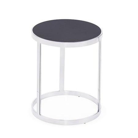 Blink Home Soho Steel Charcoal Ceramic Nesting Tables
