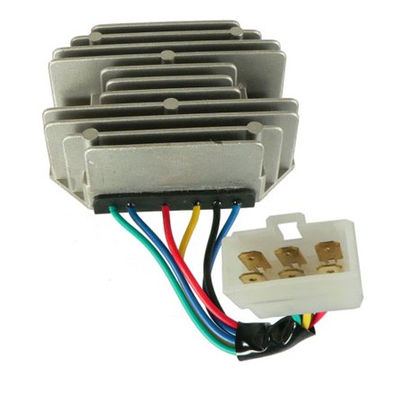 DB Electrical Apm6000 Rectifier Regulator For Grasshopper Kubota 1822D  718D,Utv Rtv500 All Gzd460 15 8HP 15531-64601/ /