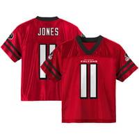 Youth Julio Jones Red Atlanta Falcons Replica Jersey