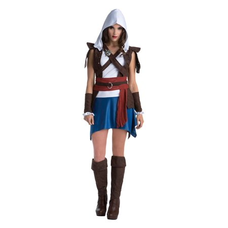 Assassins Creed Edward Kenway Classic Women's (Assassin's Creed Edward Kenway Costume)