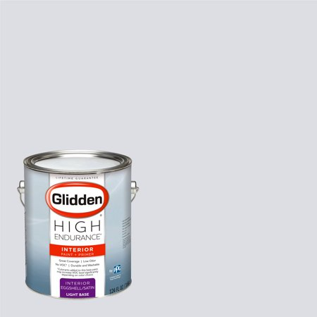 Glidden High Endurance, Interior Paint and Primer, Cloud Motif Grey, # 10BB 73/026