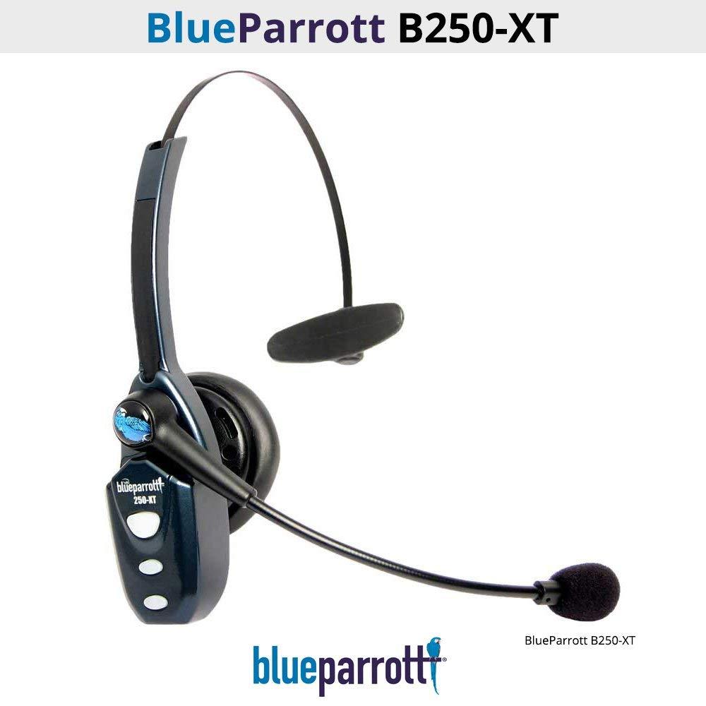 Vxi Blueparrott B250 Xt Bluetooth Headset Walmart Com Walmart Com