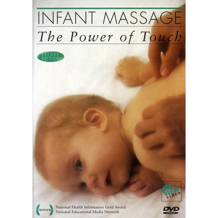 Infant Massage: Power of Touch (DVD) (Infant Massage Video)