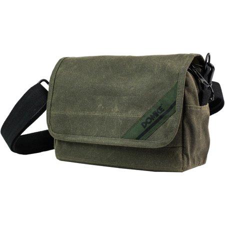 Domke F-5XB RuggedWear Shoulder and Belt Bag (Military Green) AUTHORIZED DOMKE USA DEALER**