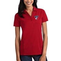 FC Dallas Antigua Women's Tribute Polo - Red
