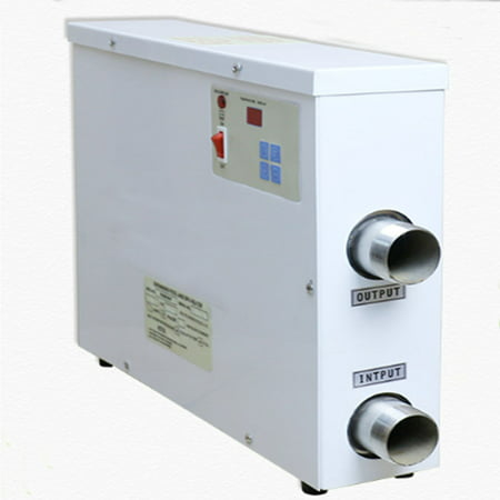 iMeshbean 5.5 KW 220V Swimming Pool & SPA hot tub electric water heater thermostat US