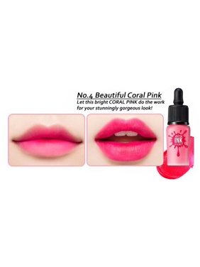 [ PERIPERA ] INK Airy VELVET Lip Stain Color Tint #4 Beautiful Coral Pink