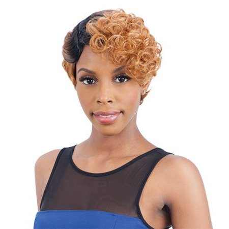 freetress equal the luxury integration in style wig - emma (om30) Freetress Half Wigs
