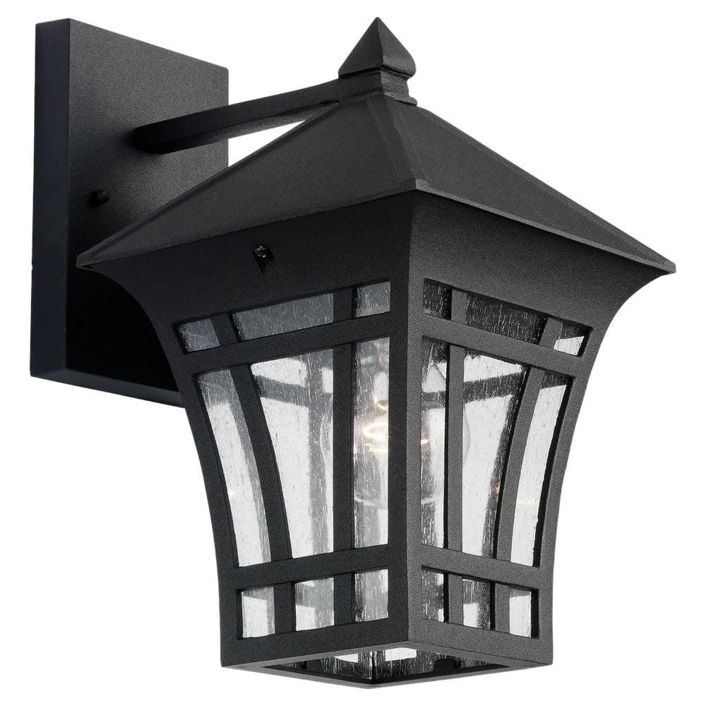 Sea Gull Lighting 88132 Herrington 1 Light Outdoor Lantern Wall Sconce