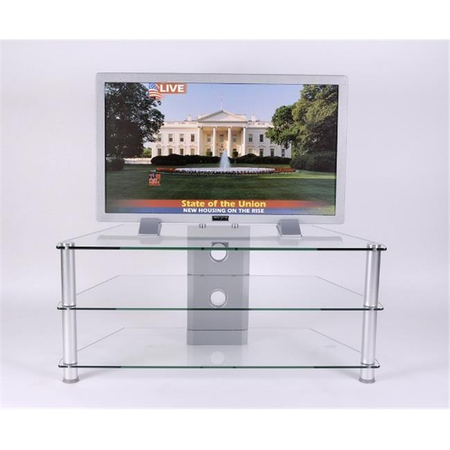RTA Home and Office TVM-020 42 in. Below Plasma TV Stand ...