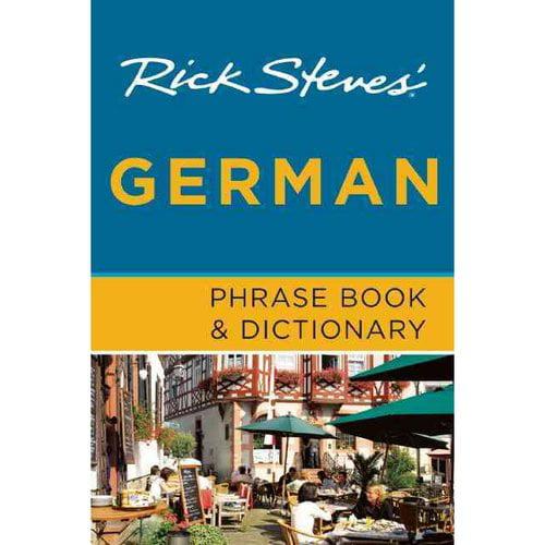 Rick Steves' German Phrase Book & Dictionary