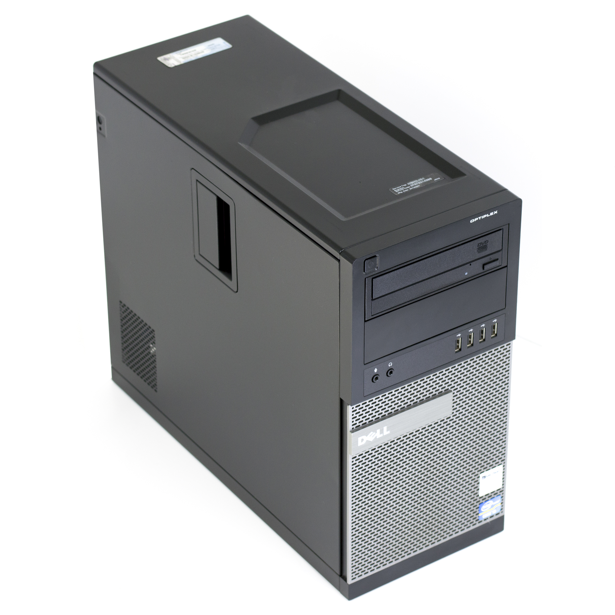 Dell Optiplex 790 Tower I5-2400 Quad Core 3.10Ghz 8Gb 500Gb Dvdrw Windows 10 Home 64 Bit