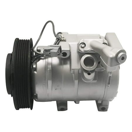 RYC Remanufactured AC Compressor and AC Clutch IG327 Fits 2003, 2004, 2005, 2006, 2007 Honda Accord (2003 Honda Accord Steering Wheel Controls Not Working)