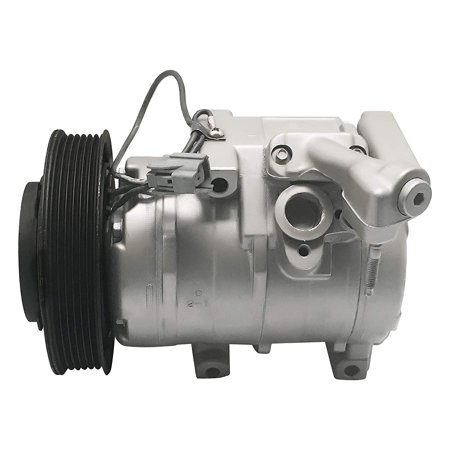 RYC Remanufactured AC Compressor and AC Clutch IG327 Fits 2003, 2004, 2005, 2006, 2007 Honda Accord 3.0L