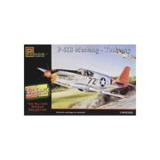 8404 1/48 E-Z Snapz P-51B Mustang Tuskegee Multi-Colored