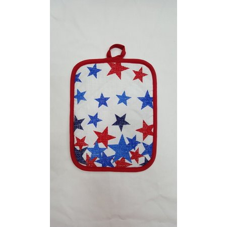 Mainstays Summer Stars Print Pot Holder